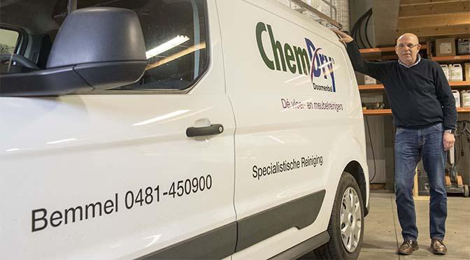 Chem-Dry Doornenbal maakt schoon schip