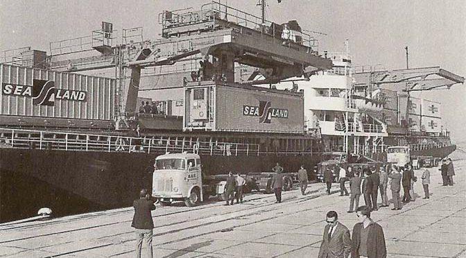Containeroverslag bestaat precies 50 jaar