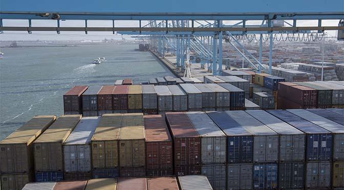 Drie miljoen voor oplossen congestie containervaart