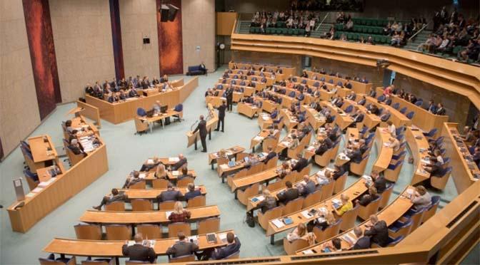 Tweede Kamer praat over vergroenen binnenvaart