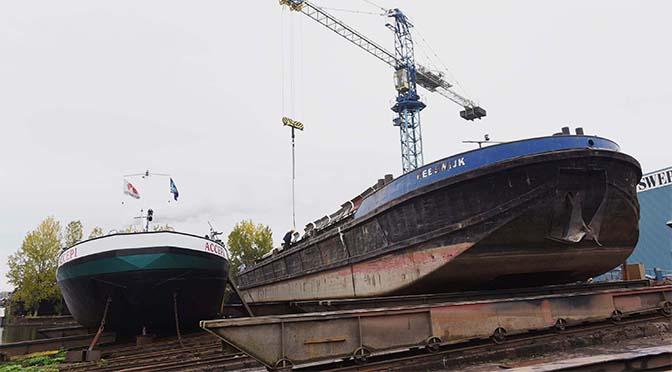 ChristenUnie en VVD willen zes miljoen voor duurzame scheepsbouw