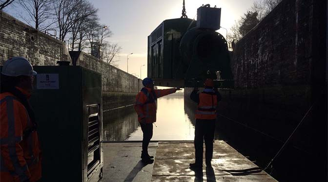 Maas-Waalkanaal over enkele dagen beperkt bevaarbaar