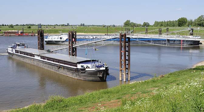 RWS begint met modernisering overnachtingshaven Lobith