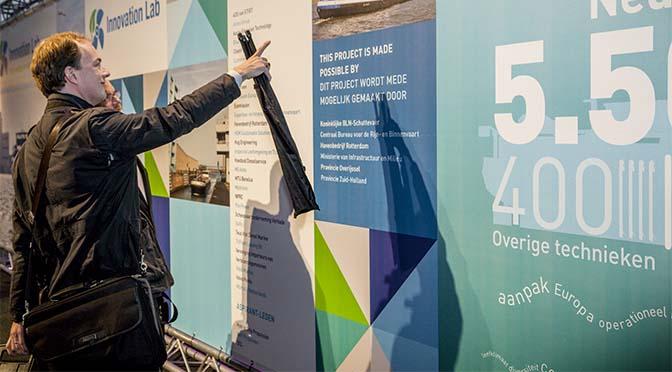 'Innovatiestraat' op Maritime Industry