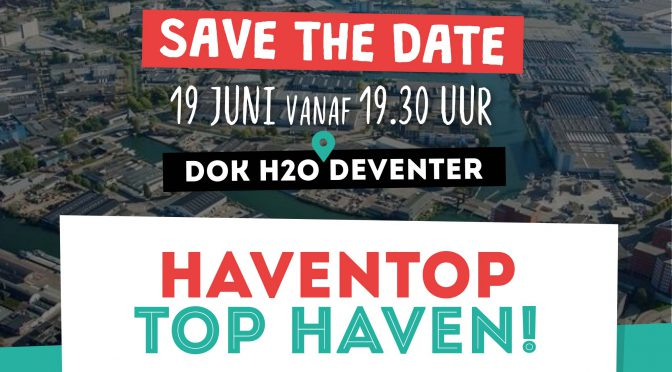 Haventop in Deventer