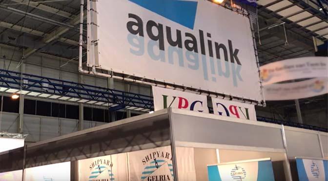 Aqualink 'vlogt' op Maritime Industry