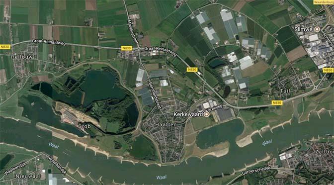 RWS verruimt toegang overnachtingshaven