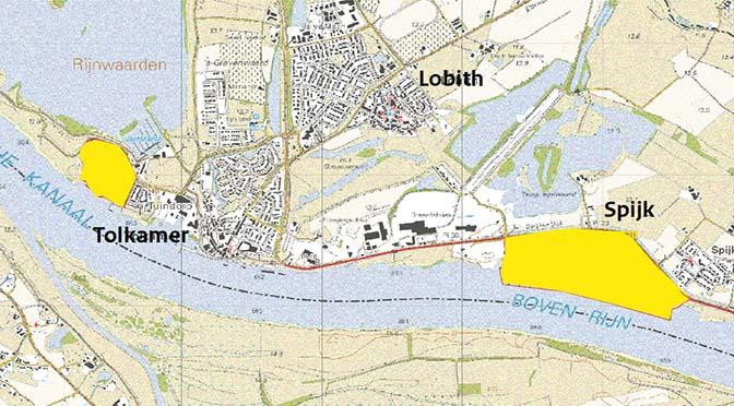 Overnachtingshaven Lobith bijna gereed