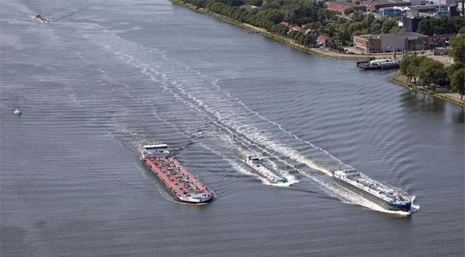 Emissieloos schip krijgt in Amsterdam 20% korting