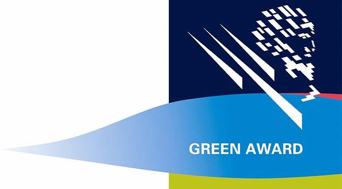 Platinum Green Award voor emissieloos schip