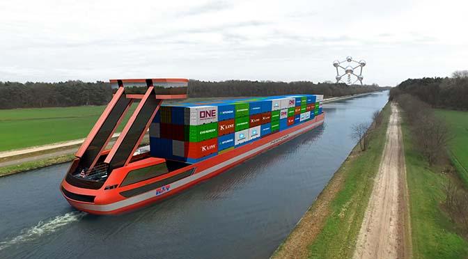 Opnieuw miljoenen voor Port Liner