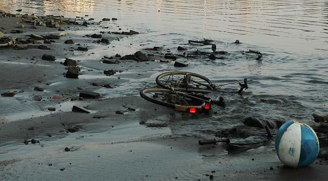 'Gevolgen droogte voor scheepvaart minimaal'