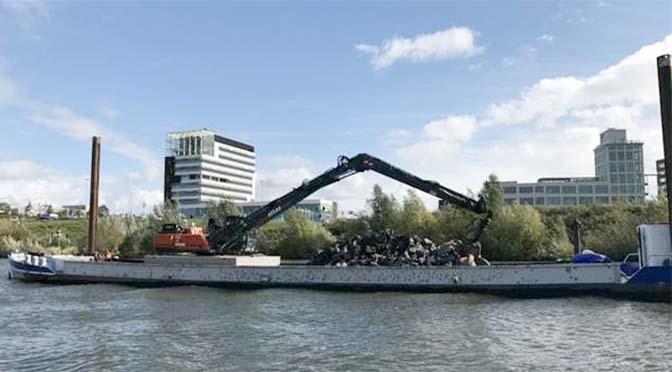 RWS rondt verruiming Maas bij Venlo af