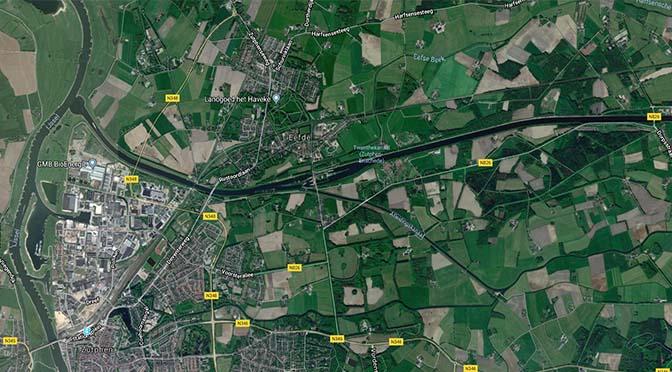 Overijssel komt met infoplatform voor varen op de Twentekanalen