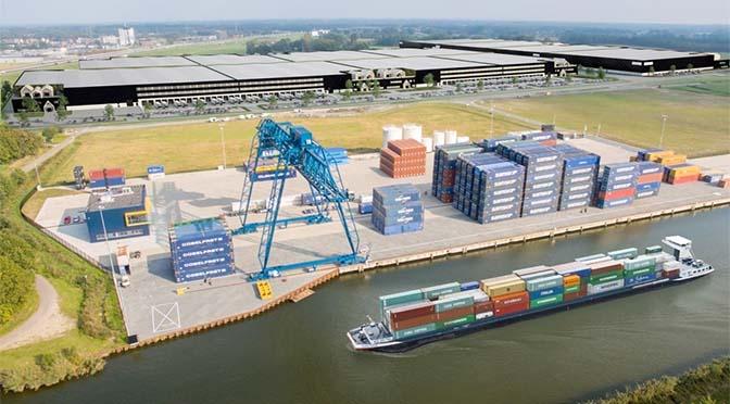 Consortium aan de slag met Blauwe Golf Twentekanalen