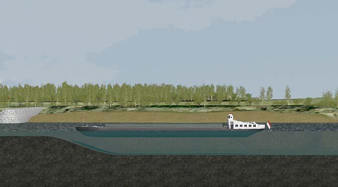 RWS stort grind op Boven-Rijn, CoVadem meet gevolgen
