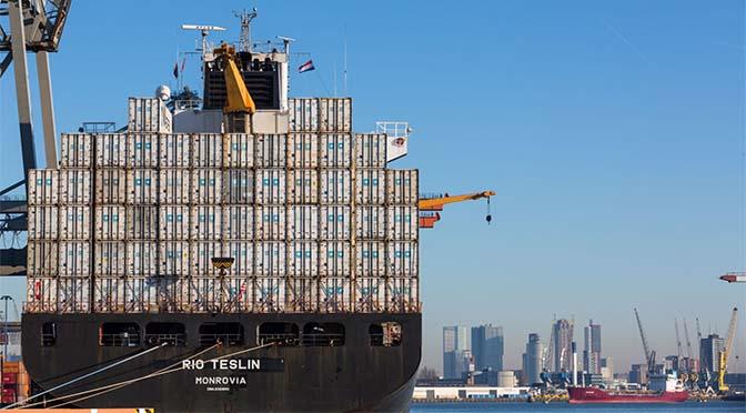 Overslag in Rotterdam groeit met 5,1%
