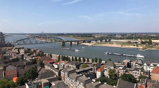 Nijmegen gaat voor een emissievrije binnenvaart