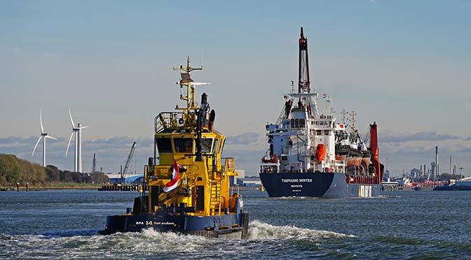 Haven Rotterdam uit zorgen om passagiersvaart