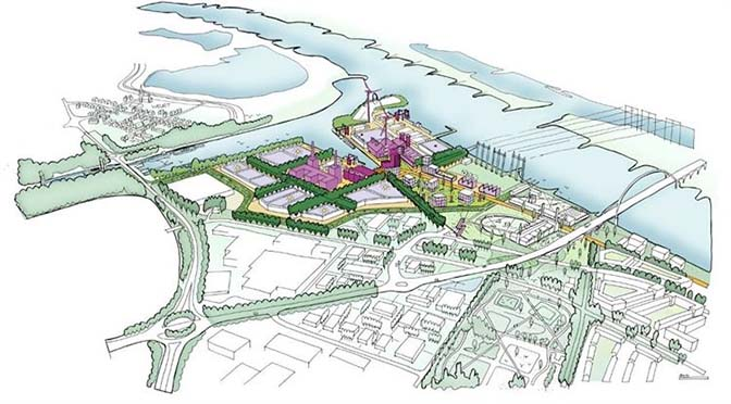 Nijmegen krijgt Energie Transhipment Hub