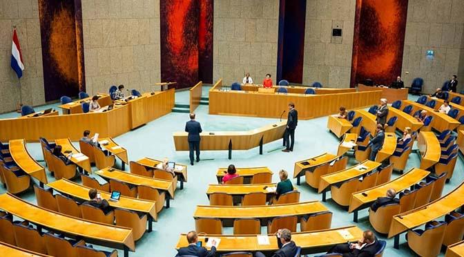 Kamer vraagt minister om steun voor binnenvaart