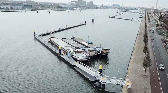 Maashaven weer grootste binnenvaarthaven van Rotterdam