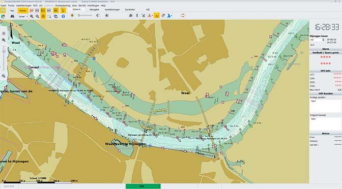 CoVadem bereikt mijlpaal van 250 metende schepen
