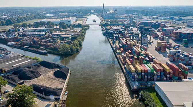 Aannemer start met verruiming Twentekanalen