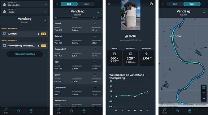 CoVadem smart dashboard nu ook op de smartphone