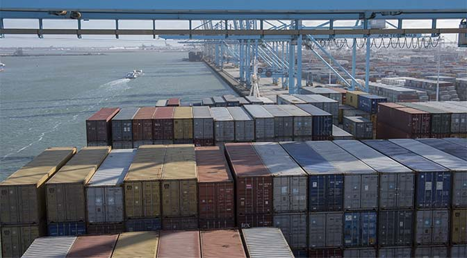 Overslag haven Rotterdam stijgt 3%