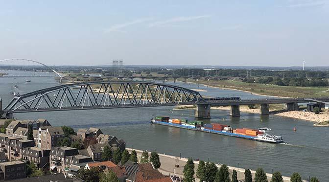 Gelderland wil meer geld voor verduurzamen binnenvaart