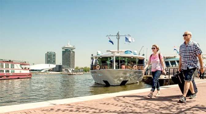Riviercruisevaart weer welkom in Amsterdam