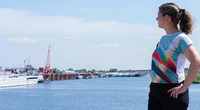 Aqualink praat mee over Nieuwe Haven Arnhem