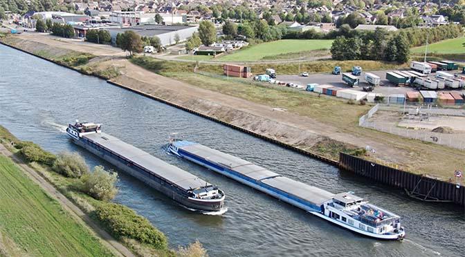 Haven Stein geschikt voor grotere schepen