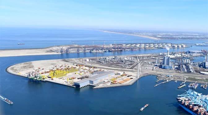 Overslag haven Rotterdam groeit fors